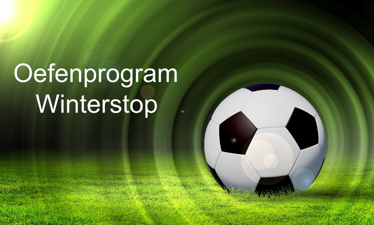UPDATE: Winterprogramma alle teams bekend