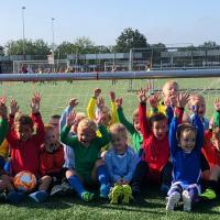 Kaboutervoetbal bij SV Bon Boys gaat weer van start